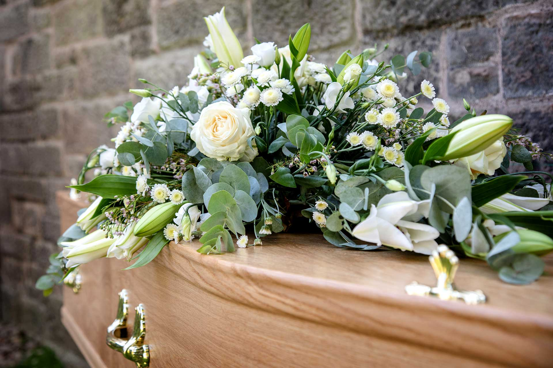 Funeral Flowers , William Purves
